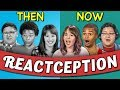 COLLEGE KIDS REACT TO THEMSELVES ON TEEN