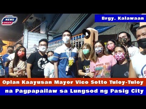 Download PASIG NEWS UPDATE: Oplan Kaayusan Mayor Vico Sotto Tuloy-Tuloy na Pagpapailaw sa Lungsod ng Pasig