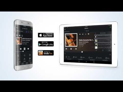 Denon | The AVR-X3200W Network AV Receiver - Blockbusting 3D Sound