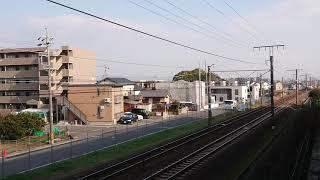 2019/1/9    名鉄3300系  甲種輸送  西岡崎~安城