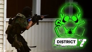 Mag Fed Paintball District 7