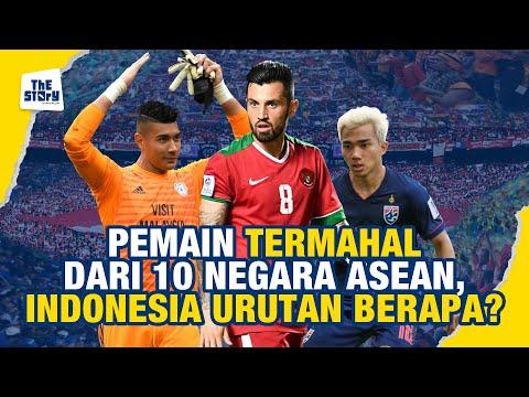 Pemain Termahal Di 10 Negara ASEAN Banyak Naturalisasi
