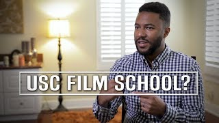 I Never Thought I Would Get Into USC Film School by Justin Warren