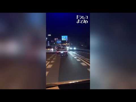 【ドラレコ】2019 1月 日本 交通事故・危険運転・ヒヤリハット 18