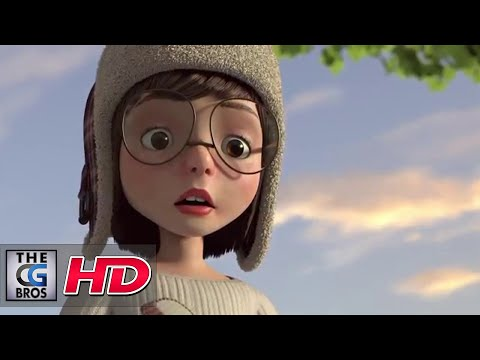 "CGI **Award-Winning** 3D Animated Short : ""Soar"" - by Alyce Tzue 