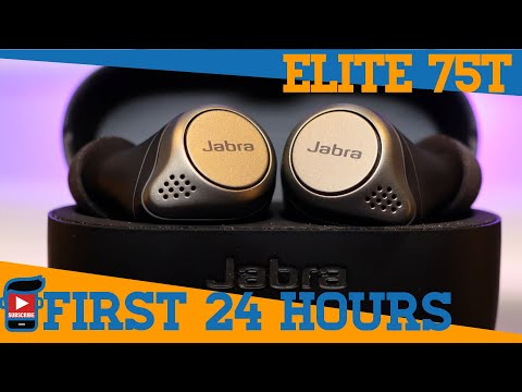 Jabra Elite 75t - Are They Worth It? + Giveaway