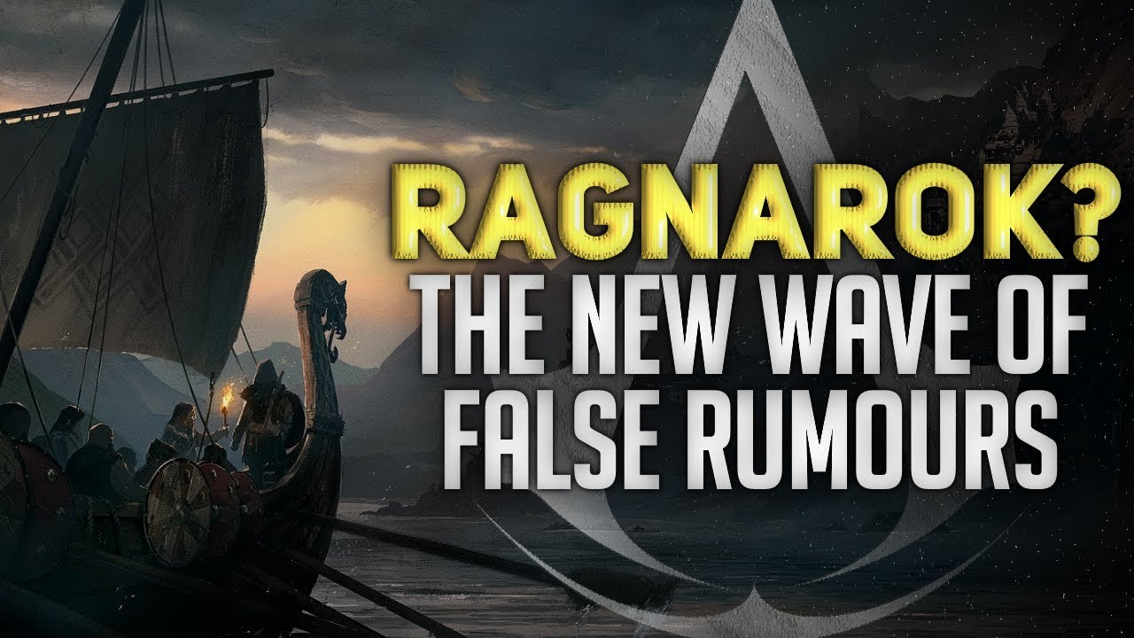 Assassin's Creed Ragnarok? - A New Wave of False Rumours thumbnail