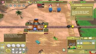 Zoo Tycoon 2 - Campaign - African Adventure Tutorial - Jeep Vehicles