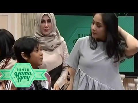 Cinta Kuya Dan Nino Kuya Jago Main Saxophone  - Rumah Mama Amy (25/11)