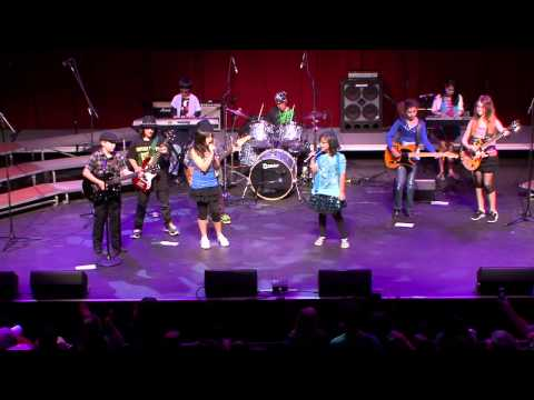 "Clearspring School of Rock - ""Perfect"" - Live at the Fillmore"