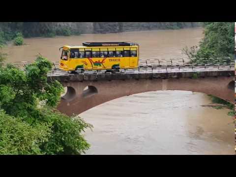 Sujanpur Tira # Monsoons 🌧🌨🌪 # Be Safe & Be Alert # Vlog-1