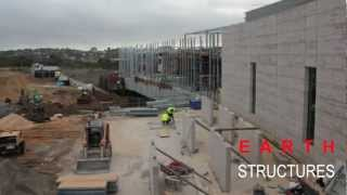 Precast Rammed Earth Panels (racv Torquay 2012) (longer Version)