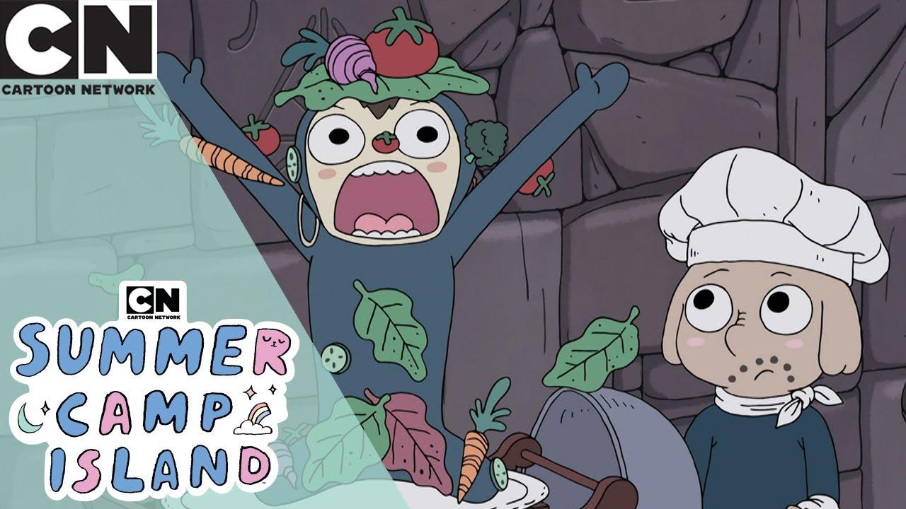 Summer Camp Island | The Meeting Crashers | Cartoon Network UK 🇬🇧