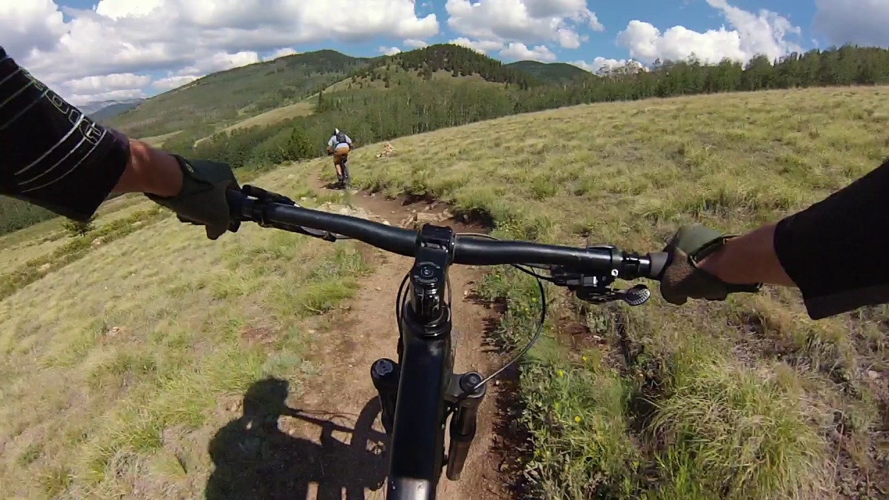 Welp Kenosha Pass Colorado Trail Mountain Bike - YouTube FB-58