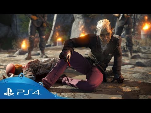 Far Cry 4 on PS4 | LAUNCH TRAILER  | #4ThePlayers