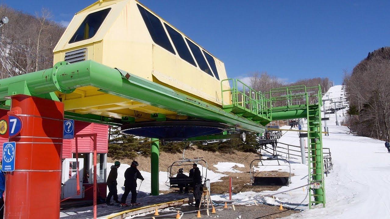 Versant du Midi #7 - Bromont, montagne d'expériences / Doppelmayr Quad Chairlift