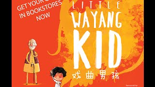 """Little Wayang Kid"" Bilingual Children"