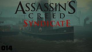 Assassins Creed Syndicate [#014] Erstmal Schwimmen | Let