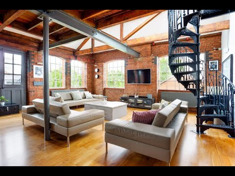 Loft Style Apartment To Rent In London Bridge.