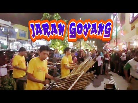 JARAN GOYANG - Angklung Malioboro