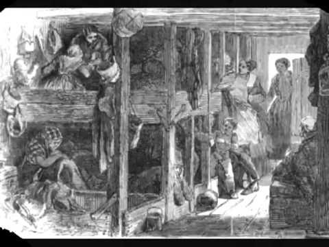 Irish Famine 1845-1850