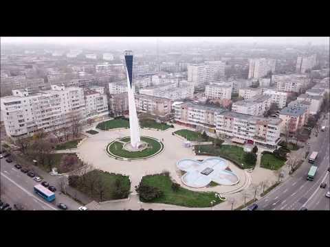 Constanca Romania from the sky DJI Mavic Pro