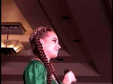 Lilia Churchaga...Turkmenistan Concert.... Albuquerque  December 6, 2013