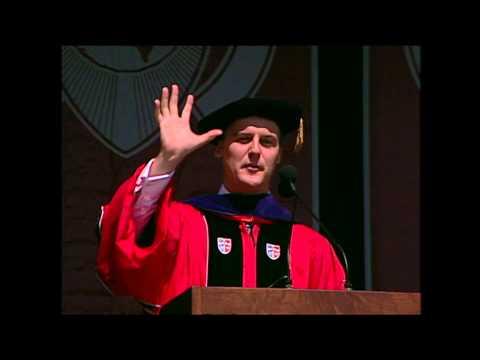 St. John's Commencement 2014 - Hugh Evens Speech
