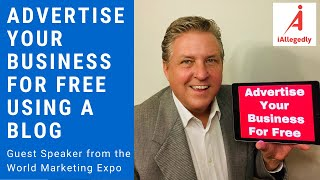Advertise Your Business for Free Using a Blog