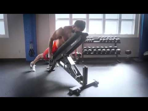Triceps Tri-Set