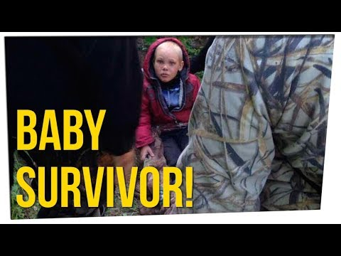 4-Year-Old Survives After Missing in Forest for 4 Days ft. DavidSoComedy from YouTube · Duration:  12 minutes 32 seconds