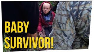 4-Year-Old Survives After Missing in Forest for 4 Days ft. DavidSoComedy