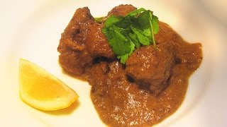 Real Lamb Korma - Indian Restaurant Recipe /how To Make