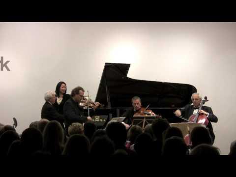 Brahms - Rondo alla Zingarese, Piano Quartet g minor op. 25, IV - Gililov Quartett Berlin
