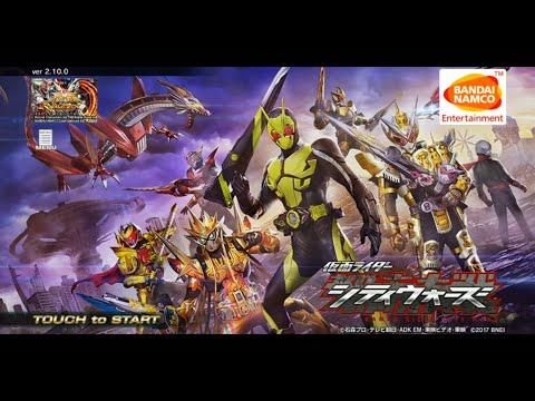Android Game : Kamen Rider City Wars [JP]