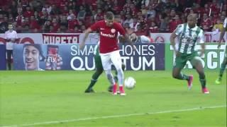 Internacional 1x1 Juventude      4° Rodada Série B 2017