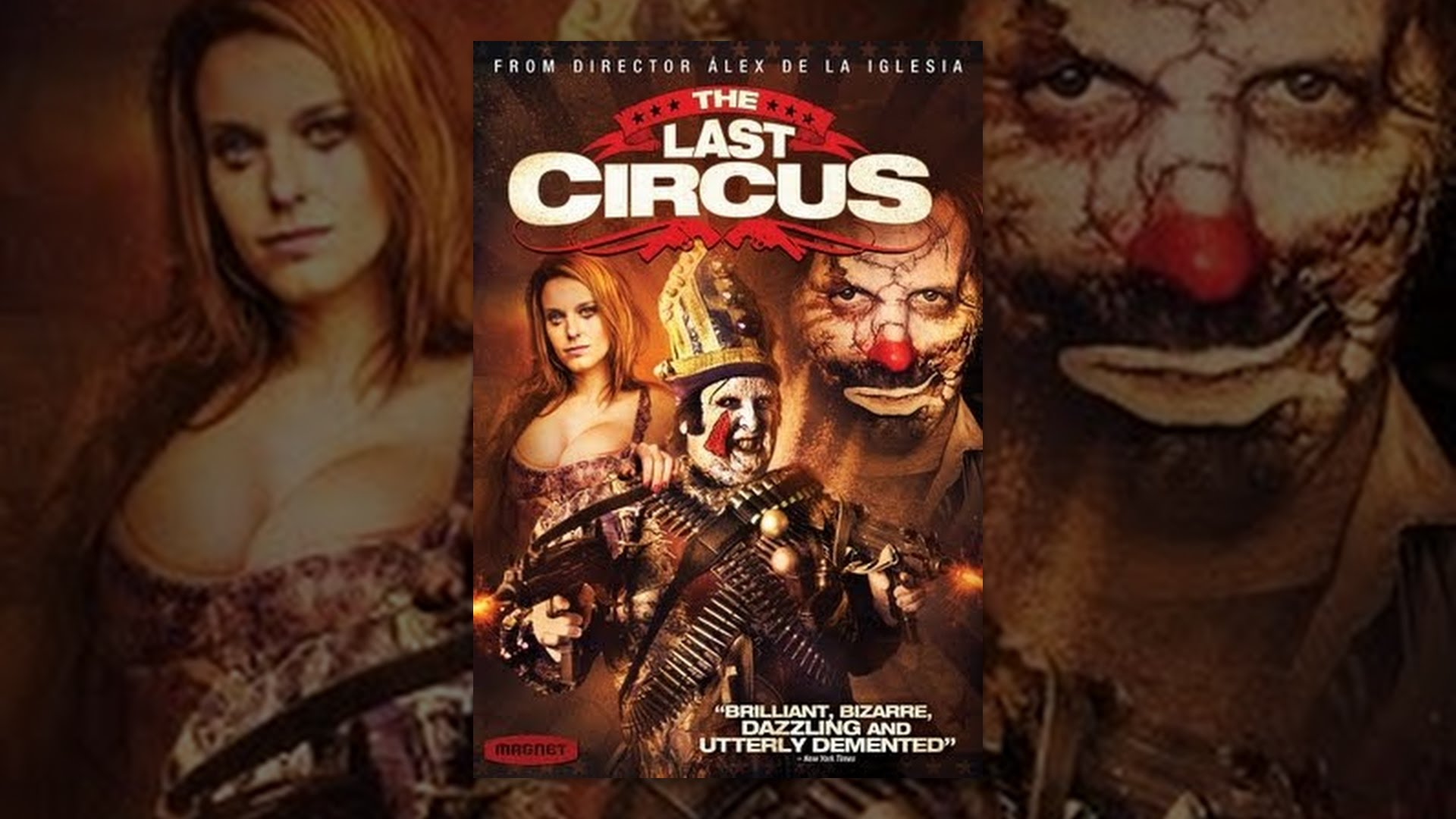 essay the last circus Once more to the lake is an essay that is derived mostly from white's personal experience while the ring of time is an essay that mostly examines a teenage girl performing at the circus, in the eyes of white.