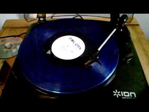 Owl City - Fireflies Vinyl Record!!!