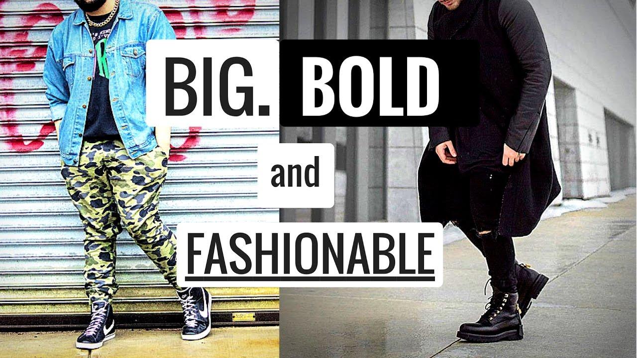 5 Hacks Thời Trang Dành Cho Người Béo | How to style streetwear as a BIG GUY