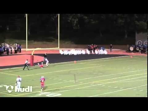 Quincey Voss Cherokee Trail High School -JR. DB/RB