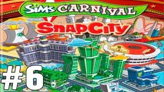 The Sims Carnival: Snap City #6 52-55(Финал)