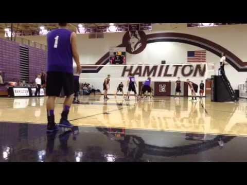 Hamilton game 1