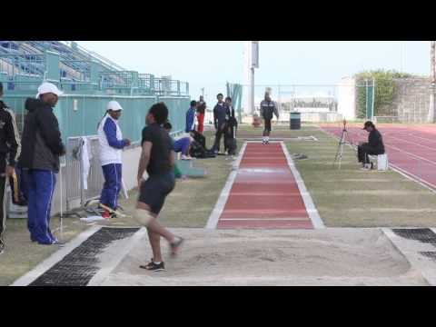 Track Meet Bermuda February 12 2012