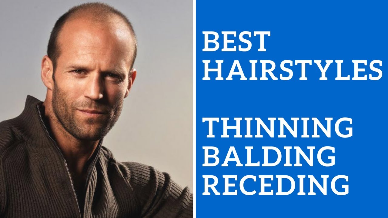 Best Mens Hairstyles For Thinning Hair Balding Hair Or Receding