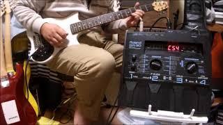 昔のギター・シンセ Roland GR-30 GC-10