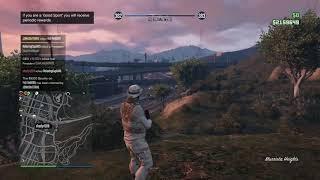 GTA 5 insane kill