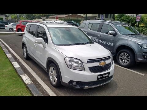 In Depth Tour Chevrolet Orlando Minor Improvement 2015 - Indonesia
