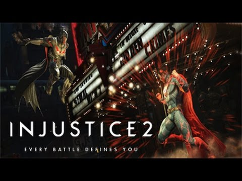 """Injustice 2 