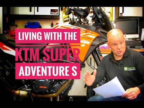 2017 KTM 1290 Super Adventure - Long Term Review