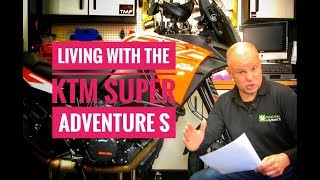 2017 KTM 1290 Super Adventure - Long Term Review